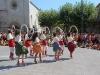 Tanzeinlage bei den Festivitäten
