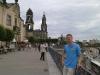Auf der Heimfahrt wurde noch Dresden besichtigt