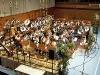 Symphonisches Blasorchester mit Harfe und Cello