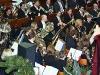 """Blechbläser des Symphonischen Blasorchester spielen """"Unsere Nachbarn im Osten"""" dirigiert von Bernhard Willer"""