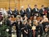12 Gemeinsamer Chor von Blaskapelle und Leonhardi-Ensemble