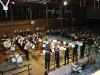 Canzon von Giovanni Gabrieli, dreichöriger Satz a capella, Blick auf Publikum