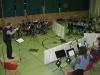 Die Turnhalle wird zum Tonstudio