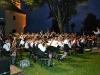 """1. Open Airkonzert der Blaskapelle Höhenkirchen-Siegertsbrunn auf der Leonhardi-Wiese mit Tschaikowskys """"Feuerwerksmusik"""", 2005"""
