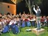Festwochenende Open Airkonzert 2005 dirigiert von Konrad Sepp