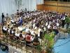 Das Symphonische Blasorchester spielt Stücke aus Skandinavien.