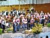 Großes Blasorchester beim Frühjahrskonzert 2010
