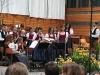 """Nachwuchs Blasorchester spielt Filmmusik """"Film ab"""" geleitet von Dirigent Konrad Sepp"""