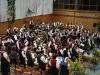 Gemeinsame Zugabe des Nachwuchsblasorchester, des Symphonischen Blasorchesters und des großen Blasorchesters