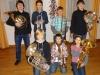 02 Diese jungen Musiker übernahmen das musikalische Rahmenprogramm