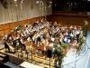 Das Symphonische Blasorchester wird von Berhard Willer dirigiert