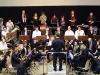 Wiener Musik aufgeführt in der Schule Neubiberg