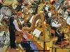 Bei Smetanas Moldau kommt die Harfe zum Einsatz