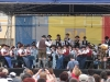 Auftritt in Kronstadt am Pfingstmontag