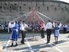 Sächsische Tanzgruppe aus Zeiden