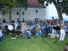"""Open Air """"Mit der Tuba nach Kuba"""" vor der Leonhardikirche"""