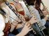 Klarinettenspielerinnen am Tag der Blasmusik