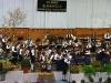 Das grosse Blasorchester in Aktion