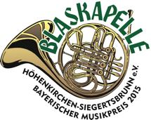 Logo der Blaskapelle Höhenkirchen-Siegertsbrunn e.V.