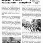 Tagebuch Montemarciano 2004 (Gemeindeblatt, September 2004)