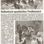 Festkonzert 2005 -Bericht- (Hallo, 20.6.2005)