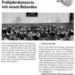 Frühjahrskonzert 2005 -Bericht- (Gemeindeblatt)