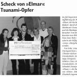 Musical Elmar 2006, Spende -Bericht- (Gemeindeblatt, 2006)