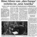 Neujahrskonzert 2007 -Bericht- (Münchner Merkur, 2007)