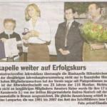 Mitgliederversammlung 2008 (Hallo, 28.2.2009)