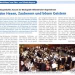 Frühjahrskonzert 2009 (Bayerische Blasmusik 5/2009)