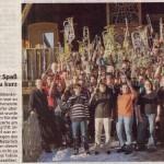 Probewochenende 2009 (Münchner Merkur, 13.10.2009)