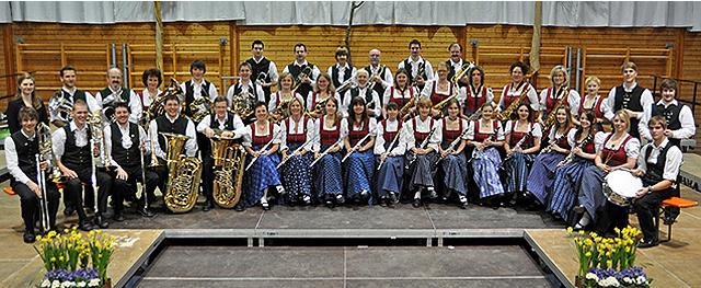 2010 Grosses Blasorchester der Blaskapelle Höhenkirchen-Siegertsbrunn