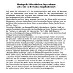 Neujahrskonzert 2010 -Bericht- (Gemeindeblatt 2010)