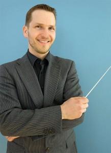 Dirigent und musikalischer Leiter Konrad Sepp