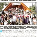 Musikalische Reise nach Polen (Südostkurier, 29. 6 2011)