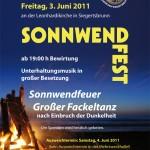 Sonnwendfest 2011