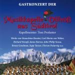 Gastkonzert der Musikkapelle Villnöß