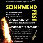 """""""Moonlight-Serenade"""" zum Sonnwendfest"""