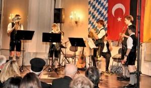 89 Jahre Republik Türkei in Schloss Nymphenburg