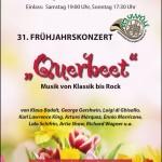 """Frühjahrskonzert 2013 """"Querbeet"""""""