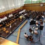 Musikgruppen spenden über 10.000 € für Flutopfer