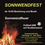 Sonnwendfest 2014