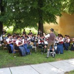 Siebenbürgen 5 - Konzert Kirchenburg Zeiden