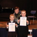Blaskapellenjugend beim Solo-Duo-Wettbewerb und bei Jugend musiziert erfolgreich