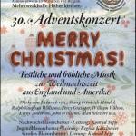 "Adventskonzert 2015 ""Merry Christmas!"""