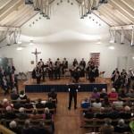 Viel Anerkennung für zwei Kammerkonzerte