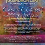 """Jugendkonzert 2016 """"Cinema in Concert"""""""