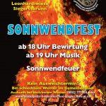 Sonnwendfest 2017