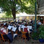 """Biergartenmusik beim """"Inselkammer"""" in Siegertsbrunn"""