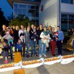 Sommerfest 2017: neuer Rekord beim Weisen!